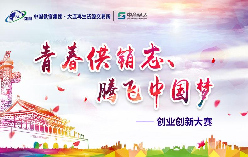 """我公司荣获""""青春供销志、腾飞中国梦""""创新大赛一等奖"""